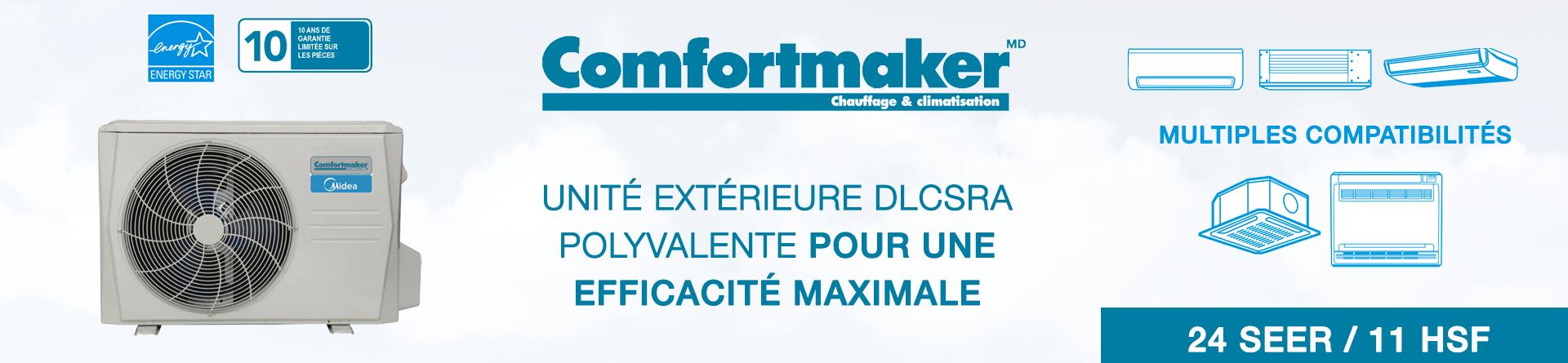 Comfortmaker DLCS