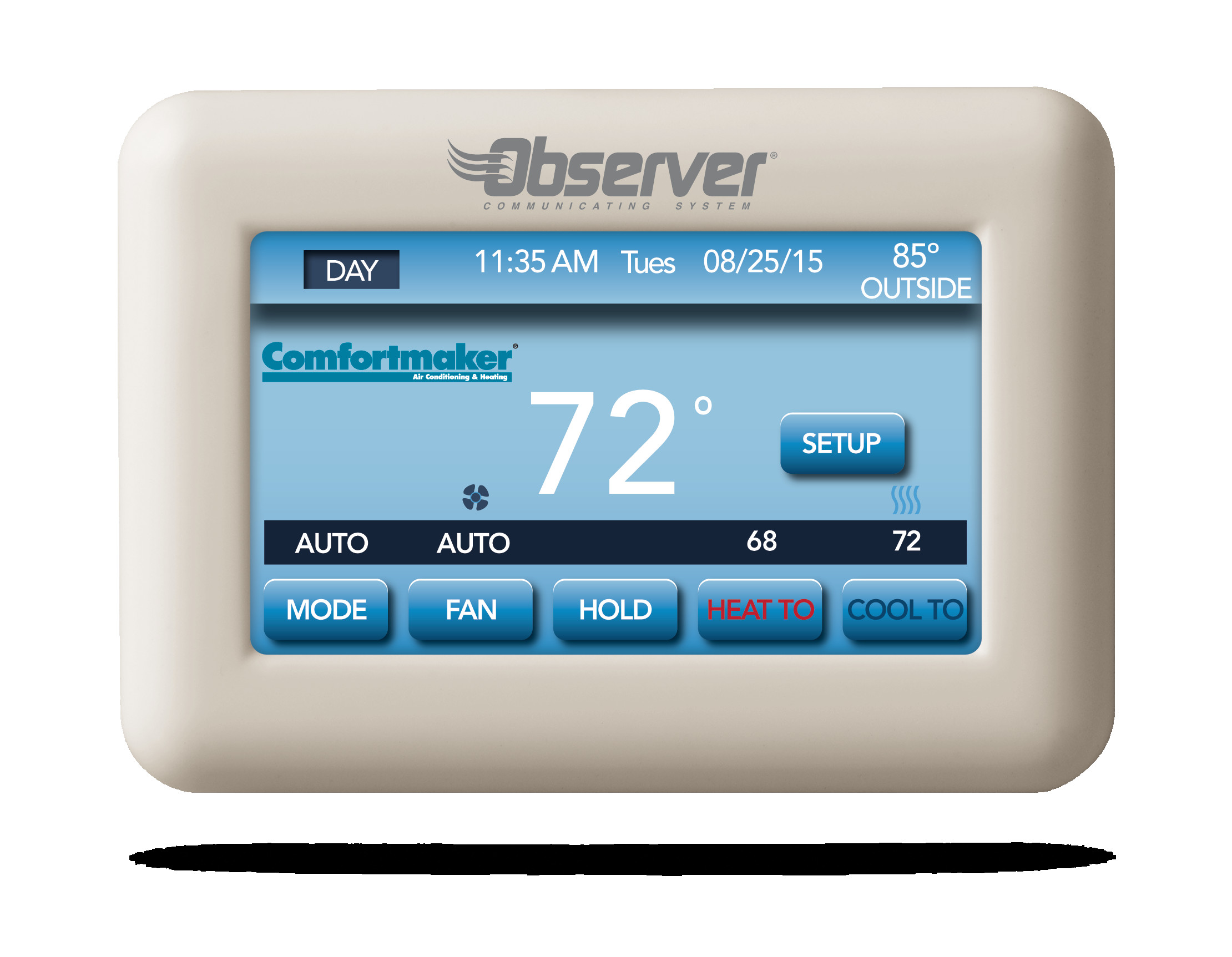 logo Thermostat Observer