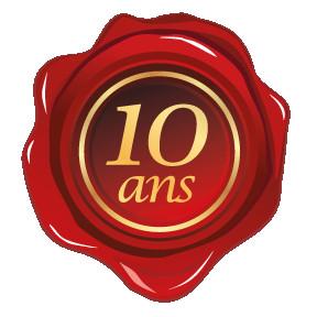 logo Garantie 10 ans
